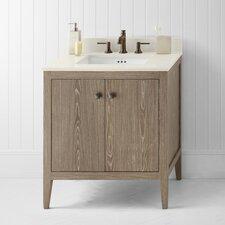 """Sophie 30"""" Single Bathroom Vanity Set"""