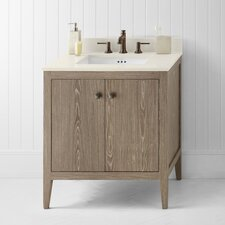 "Sophie 30"" Single Bathroom Vanity Set"