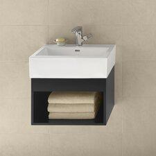 "Catalina 22"" Single Wall Mount Bathroom Vanity Set"