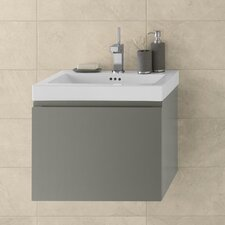 "Ariella 23"" Single Wall Mount Bathroom Vanity Set"