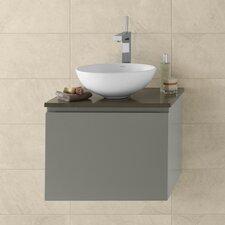 "Ariella 23"" Single Wall Mount Bathroom Vanity Set"