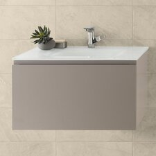 "Ariella 31"" Single Wall Mount Bathroom Vanity Set"