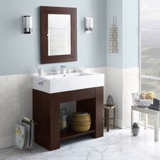"Zenia 36"" Single Bathroom Vanity Set"