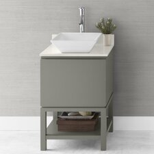 "Jenna 23"" Single Bathroom Vanity Set"