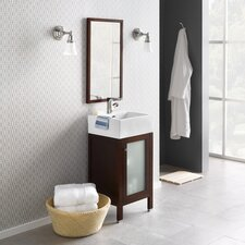 "Cami 18"" Single Bathroom Vanity Set"