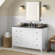 """Briella 48"""" Single Bathroom Vanity Set"""