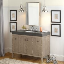 "Sophie 48"" Single Bathroom Vanity Set"
