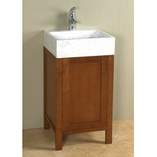 """Contempo Mica 17"""" Single Bathroom Vanity Set"""