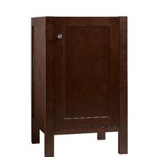 "Contempo Cami 18""  Wood Vanity Base"