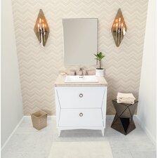 "Lexie 30"" Single Bathroom Vanity Set"