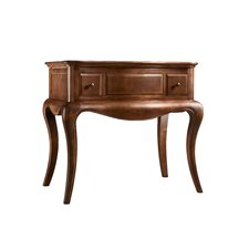 "Corsica 36"" Bathroom Vanity Cabinet Base in Colonial Cherry"