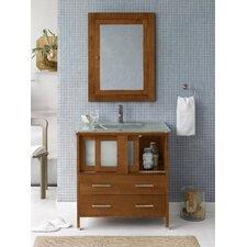 "Contempo Minerva 32"" Single Bathroom Vanity Set"