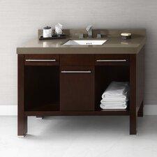 "Brennon 48"" Single Bathroom Vanity Set"