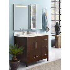 "Juno 36"" Single Bathroom Vanity Set"