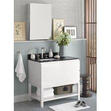 """Chloe 36"""" Single Bathroom Vanity Set"""