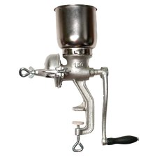 Grain Mill with Clamp