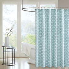 Alexa Cotton Shower Curtain