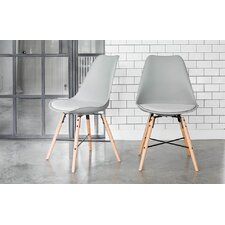 Dean Solid Wood Dining Chair (Set of 2)