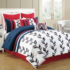 Skyla 8 Piece Comforter Set