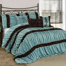 Luce 7 Piece Comforter Set