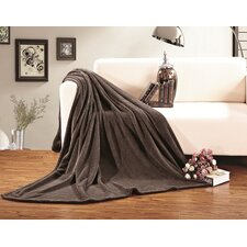 All Season Super Plush Luxury Fleece Throw Blanket
