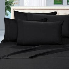 1500 Thread Count Polyester Microfiber Sheet Set