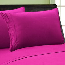 1500 Thread Count Egyptian Quality Pillowcase (Set of 2)