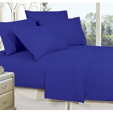 1800 Thread Count Microfiber Sheet Set