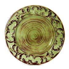 "Baroque 11"" Dinner Plate (Set of 4)"