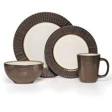 Metropolitan 16 Piece Dinnerware Set