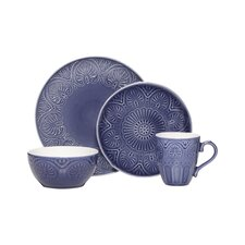 Dolce Everyday 16 Piece Dinnerware Set