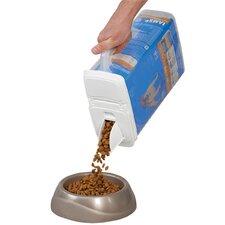 256 Oz. Single Canister Pet Food Dispenser