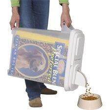 1024 Oz. Single Canister Pet Food Dispenser