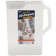 256 Oz. Single Canister Bag-In All-Purpose Dispenser