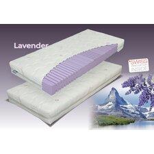 7-Zonen Kaltschaummatratze Lavender Magic