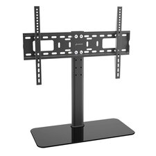 "Fixed TV Mount for 42""-55"" Flat Panel Screens with DVD Stand"