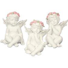 Charming Trio Cherubs