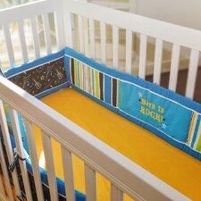 Rockstar Crib Bumper