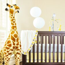 Safari 10 Piece Crib Bedding Set