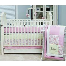 Pam's Paisley 10 Piece Crib Bedding Set