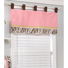 "Jolly Molly Monkey 39"" Curtain Valance"