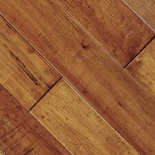 "Smokehouse 4-3/4"" Solid Maple Hardwood Flooring in Chicago"