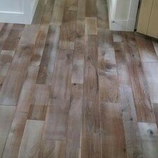 Hudson Bay Random Width Engineered Walnut Hardwood Flooring in Ontario