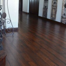 "Farmhouse 7-1/2"" Engineered Maple Hardwood Flooring in Saxony"