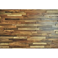 Lodge Hickory Wood Tile in Haystack