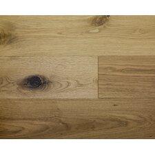 "American Traditions 7"" Engineered White Oak Hardwood Flooring in Twine"