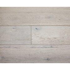 "American Traditions 7"" Engineered White Oak Hardwood Flooring in Platinum"
