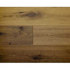 "American Traditions 7"" Engineered White Oak Hardwood Flooring in Cottage"