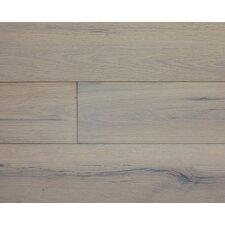 "American Traditions 7"" Engineered White Oak Hardwood Flooring in Antique Nickel"
