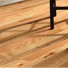 "3-1/4"" Solid Oak Hardwood Flooring in Natural"